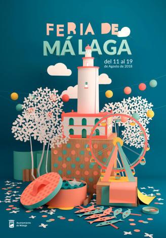 La Feria De Málaga.