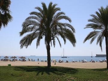 Strände in Málaga